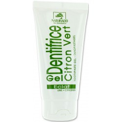 "NATURADO Zubní gel bio ""Limetka"" 75 ml"